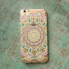 Mándala Tonos Pastel Smartphone, Mandala Design, Phone Cases, Custom Cases, Pastel Shades, Mandalas, Presents