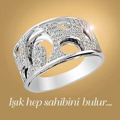 Zen Pırlanta; Işık hep sahibini bulur... #diamond #ring #pirlanta #yuzuk #cut #carat #fashion #style