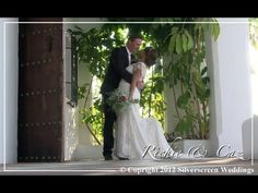MARBELLA VIDEO PRODUCTIONS by SILVERSCREEN WEDDINGS SPAIN -     WEDDINGS IN SPAIN - MARBELLA VIDEOS - GETTING MARRIED IN SPAIN - COSTA DEL SOL WEDDING - Caz and Rich celebrated their wedding ceremony and wedding reception in the stunning Cortijo Bravo Hotel, Velez, Malaga.     Specialists in providing first class international wedding videos in Southern Spain & Gibraltar.  BOOKING ENQUIRIES FOR 2014 & 2015 WEDDINGS info@marbellavideos.com www.marbellavideos.com