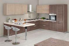 Tavoli Per Cucina Moderni. Elegant Diemme Cucine Modello Giulia ...