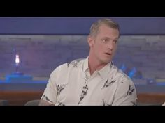 Joel Kinnaman on Chelsea Interview