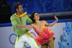 France's Nathalie Pechalat &s Fabian Bourzat perform the Little Prince & the Rose and finish 4th