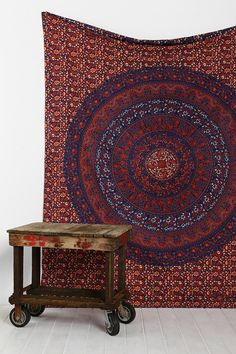 Magical Thinking Single Medallion Tapestry - Urban Outfitters