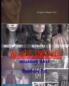 Gallagher girls+blackthorne boys= unstoppable