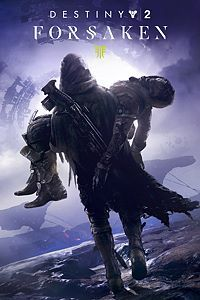 Destiny 2 Forsaken Poster Prints Gaming Posters Keys Art