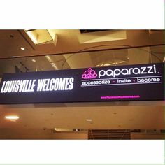 Welcomed at the Airport in Louisville, KY - Paparazzi Ignite 2015 Convention!