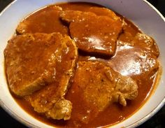Cooking Time, Cooking Recipes, Polish Recipes, Pork Dishes, Finger Foods, Curry, Dinner Recipes, Food And Drink, Lunch