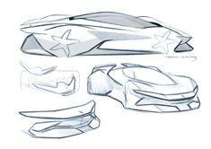Automobili pininfarina battista on behance cool sketches, amazing sketches, car design sketch, hand Wacom Intuos, Adobe Photoshop, Preppy Car, Motorbike Design, Volkswagen Karmann Ghia, Spaceship Design, Car Design Sketch, Cool Sketches, Amazing Sketches