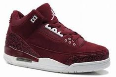 pretty nice 34ed9 9e221 Buy New Suede Burgundy Cement Air Jordan Fashion Shoes Store