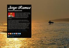Jorge Ramos' page on about.me – http://about.me/Impronta