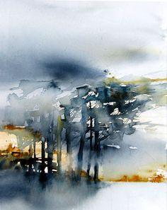 Lena Amstrand Akvareller