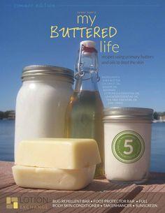 Make own sunblock, bug repellant and more