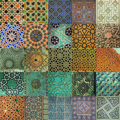 Islamic Patterns- The variation in Islamic...