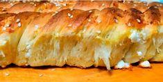 ΤΥΡΟΣΤΡΙΦΤΑΡΙΑ της ΓΚΟΛΦΩΣ αφράτα με την πιο εύκολη ζύμη θα σάς λύσει τα χέρια!!! Υλικά σέ 5 λεπτά έχετε έτοιμη ζύμη χωρίς μεγάλο χρόνο αν... Banana Bread, Desserts, Brot, Tailgate Desserts, Deserts, Postres, Dessert, Plated Desserts