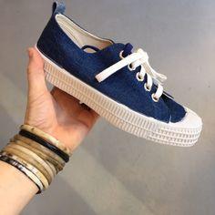 NOVESTA JAPAN DENIM  €74,- #novesta Japan, Boutique, Denim, Sneakers, Outfits, Shoes, Fashion, Tennis, Moda