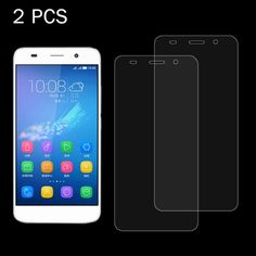 [$1.16] 2 PCS 0.26mm 9H Surface Hardness 2.5D Explosion-proof Tempered Glass Screen Film for Huawei Honor 4A / SCL-AL00