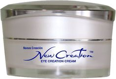 HOLIDAY SALE! New Creation Eye Creation Cream, A True All in One Hypoallergenic Eye Cream That Works For Dark Circles, Wrinkles, Fine Lines And Puffiness Around The Area of the Eye >>> Want additional info? Click on the image.