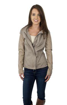 Lizard Thicket - Grey Matter Jacket, $49.99 (http://www.shoplizardthicket.com/grey-matter-jacket/)