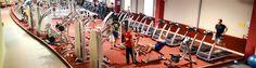 Fitness Terem Savoya Park Budapest, Basketball Court, Park, Fitness, Sports, Gymnastics, Hs Sports, Parks, Sport