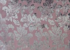 Upholstered cut velvet upholstery fabric from Designers Guild available through www.janehalldesign.com