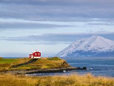 Little Red House, Iceland