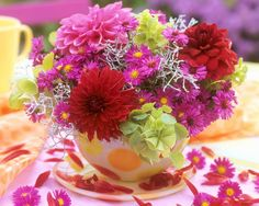 5 flower bouquets - 5 virágcsokor - Megaport Media