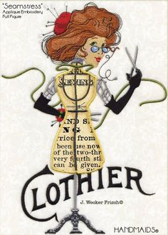 Seamstress - She Who Sews Applique Machine Embroidery Full Figure Single Crochet Stitch, Basic Crochet Stitches, Afghan Crochet Patterns, Knitting Stitches, Machine Embroidery Patterns, Embroidery Applique, Quilting Projects, Sewing Projects, Sewing Ideas