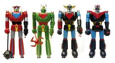 like mazinga art toy - Google Search