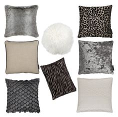 """Grey Scatter Cushion Envy"" by serendipityhome ❤ liked on Polyvore featuring interior, interiors, interior design, home, home decor and interior decorating"