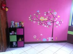 Paredes decoradas para el bebé | Blog de BabyCenter