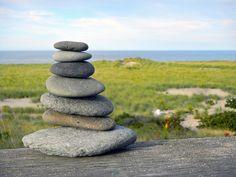 Beach Rock  By: Christopher Seufert Item #: 12353876  - Balancing Rocks Poster at AllPosters.com