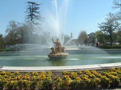 Jardines del Palacio Real de Aranjuez-Madrid: Fuente de Ceres en el Jardín del Parterre by Plantas Y Jardin, via Flickr