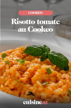 Tomato Risotto, Food And Drink, Dishes, Mille, Healthy, Ethnic Recipes, Desserts, Hui, Parmesan