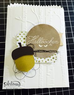 autumn packages - Stampin 'Up! Artisan BlogHop
