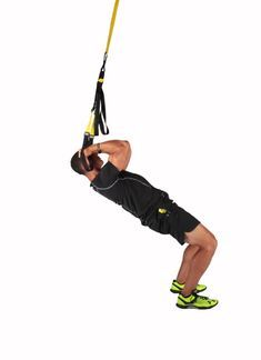 5 TRX bicep exercises to add to your workout routine Abs Workout Video, Biceps Workout, Trx Workout, Tabata, Workout Plans, Workout Ideas, Trx Abs, Trx Training, Training Plan