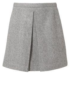 Esprit - Miniskjørt - grå Mini Skirts, Fashion, Spirit, Moda, Mini Skirt, Fasion, Trendy Fashion, La Mode