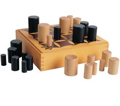 Gobblet - Memory Fun Wooden Strategy Game