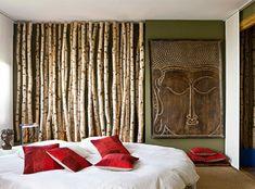 Tolle Schlafzimmergestaltung Wanddeko