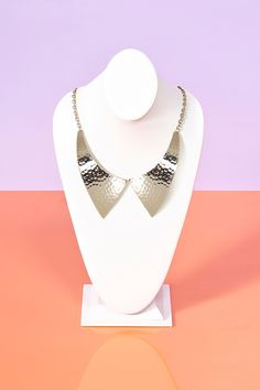 Metal Collar Necklace $12.60