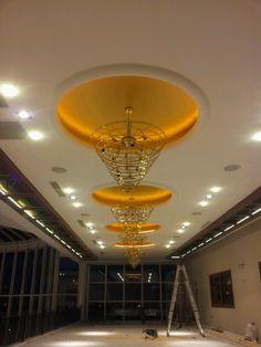 drywall and gypsum decoration