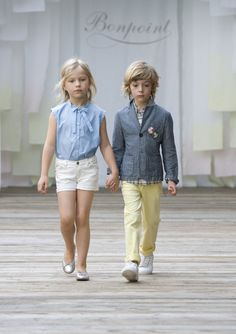 Bonpoint's Spring Summer 2013 Line    *my fave kids clothing brand ever