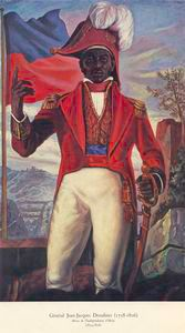 Jean-Jacques Dessalines, Haiti's Leaders Jean Jacques Dessalines was born in a sugarcane plantation in the Grande Riviere du Nord, from enslaved African parents whose country of birth place are still unknown. The only early family members he had that history have kept, was his aunt, whom he affectionately called Mantou and two brothers: Louis and Joseph Duclos who would later also adopt the last name Dessalines, after Haiti's Independence. Jean Jacques Dessalines, just like the rest of…