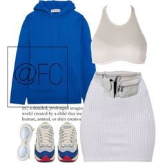 A fashion look from September 2017 featuring Balenciaga hoodies, adidas sneakers and AmeriLeather tech accessories. Browse and shop related looks.