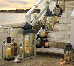 MGC Interiores: Decorando con faroles // Decorating with lanterns