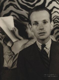 Henri-Cartier-Bresson 1935 ~ Carl Van Vechten... beinecke.library.yale.edu