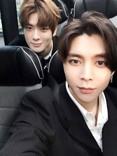 Handsome boys