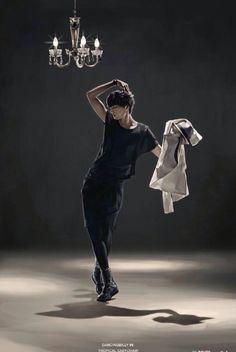 Amazing dancing billy fanart ♥