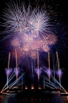 #Fireworks Loïc Ténière - Photographies in Rouen, France