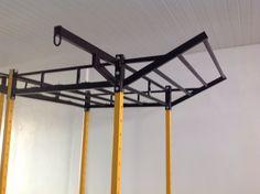 Gaiola Funcional METALFIT. Fabricamos equipamentos para treinamento físico funcional / Crossfit ou conforme solicitado (seu projeto).  Facebook.com.br/metalfitness