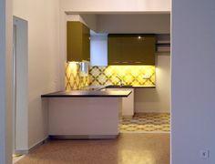 Odysseas 297 Pattern #mosaic #cement #tiles #patchwork #mix #match #mosaictiles #kitchen #kitchentiles #handmade #odysseas #tsourlakis #tsourlakistiles
